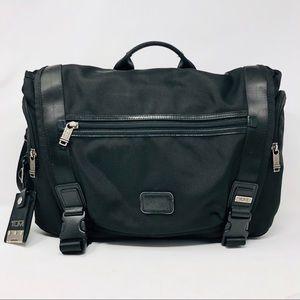Tumi Alpha Bravo Benning Deluxe Messenger Bag